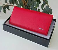 Женский кожаный кошелек Prensiti с внутренней монетницей, фото 1
