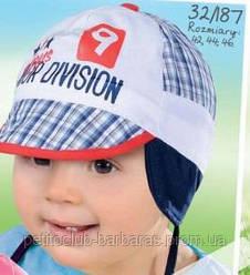 Кепка летняя Junior division для мальчика (Польша)
