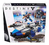 Конструктор Перехватчик Кабал Mega Bloks/мега блокс Destiny Cabal Interceptor  DPJ11