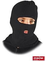 Шапка маска балаклава ( подшлемник) зимняя REIS производство : Польша