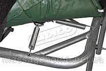 Прямоугольный батут Kidigo 215х150 с сеткой, фото 3