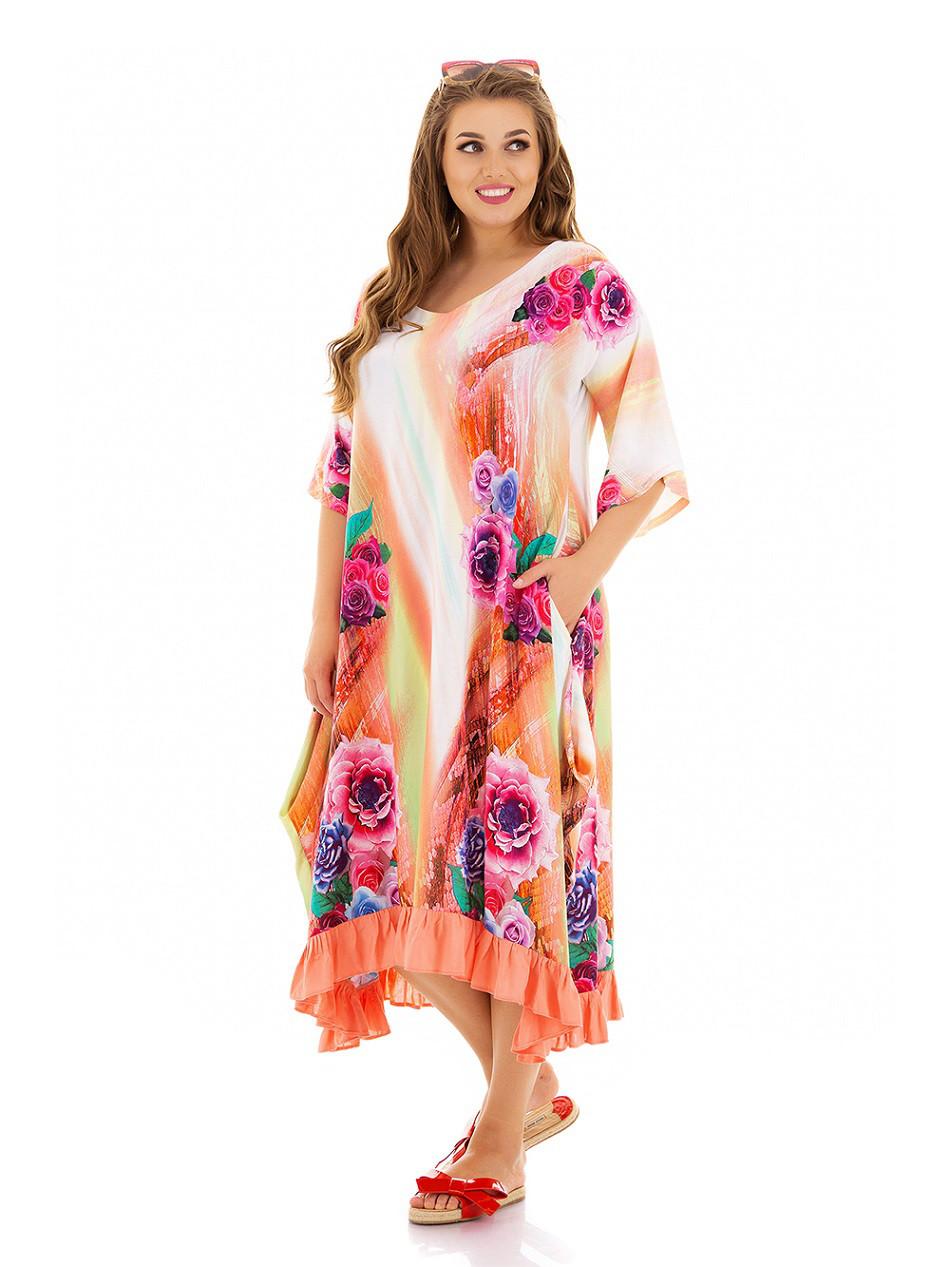 Романтичное платье  Индивидуальный пошив