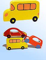 """Машинка """"Автобус школьный"""", фото 1"""