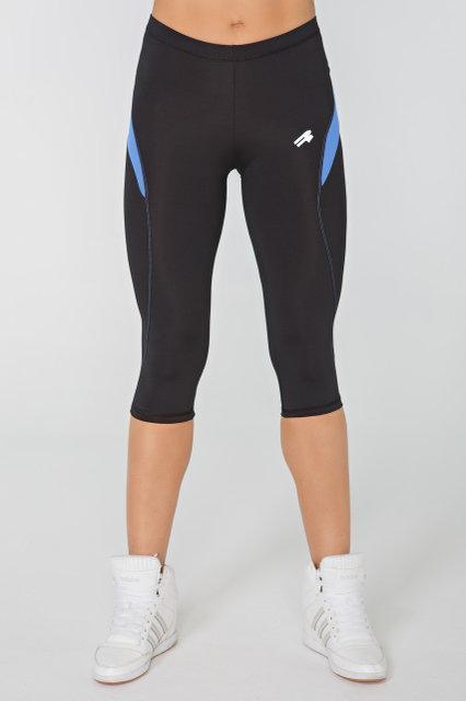 Спортивные женские лосины Radical Flexy 3/4, спортивные легинсы для бега, йоги и фитнеса