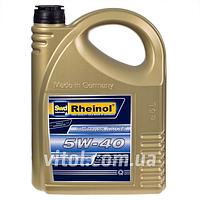Моторное маслоRheinol Primus DXM 5W-40 5L (синт)