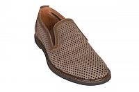 Мужские туфли летние Bumer K42 с натуральной кожи, фото 1