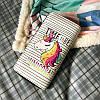 Молодежный женский кошелек, фото 9