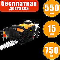 Кусторез бензиновый Bavaria EM-HT201, длина 550 мм, расстояние 15 мм, Бензиновые садовые ножницы, мотоножницы