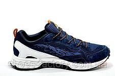 Мужские кроссовки в стиле Reebok Sawcut 3.0 GTX, Dark blue, фото 3