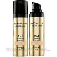 Тональный крем Max Factor Ageless Elixir 2 in 1 Foundation + Serum  MR8 ROM (MUS)57-1