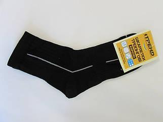 Трекинговые летние носки Чёрный, 39-42