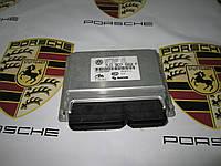 Блок управления пневмоподвеской Porsche Cayenne 955 (7L0907553F)