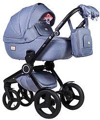 Детская коляска модульная 2в1 Adamex Avero Q4 (Адамекс Аверо, Польша)