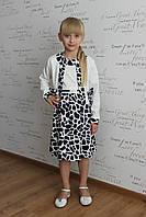 Детское платье с болеро Kolibri 2814