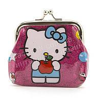 Маленький детский кошелек для девочек  art. 116 розовый (102286)