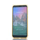 """Зеркальный чехол для Xiaomi Redmi 5 / 5,7"""" / Стекла в наличии / Золотой, фото 8"""