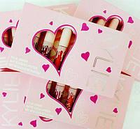 Набор жидких матовых помад Kylie Сердце(I WANT IT ALL), фото 1