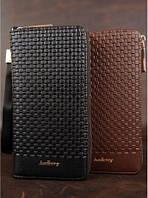 Кошелек Baellery 6055  черный, коричневый, фото 1