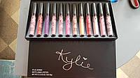 Набор Жидких Матовых Помад 12 шт Kylie Jenner Birthday Edition, фото 1