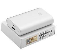 Портативное зарядное устройство Xiaomi Power Bank 10400mAh, фото 1