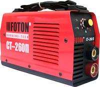 Инверторный сварочный аппарат Foton  CT-260 П