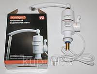 Проточный водонагреватель Делимано электрический кран (Делимано)