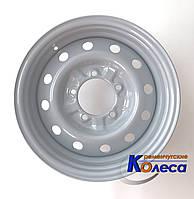 Диск колесный УАЗ R16 W7 широкий, Et 0 крепеж 5x139.7