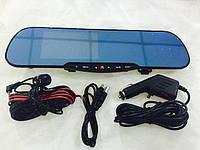 DVR A1  зеркало с двумя камерами, фото 1