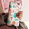 Молодежный кошелек с трендовыми принтами, фото 5