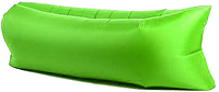 Ламзак Lamzak надувной матрас диван кресло Салатовый