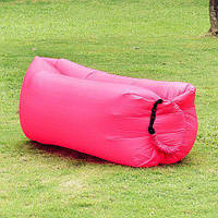 Ламзак Lamzak надувной матрас диван кресло Розовый