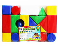 """Кубики детские развивающие """"Веселка""""."""