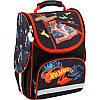 Рюкзак каркасный, ортопедический, школьный Kite Hot Wheels HW18-501S-1
