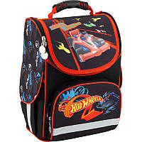 Рюкзак каркасный, ортопедический, школьный Kite Hot Wheels HW18-501S-1, фото 1