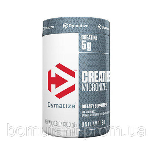 Creatine Micronized (300 g, unflavored)