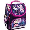 Рюкзак каркасный, ортопедический, школьный Kite My Little Pony LP18-501S-2