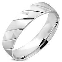 Обручальное кольцо из медицинской стали 316 Steel