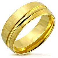 Обручальное кольцо из ювелирной стали 316 Steel RRR361
