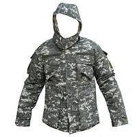 Зимняя куртка НАТО ACU пустыня