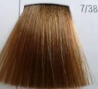 Велла Колестон краска 7/38 Koleston Средний блондин золотой жемчуг 60 мл
