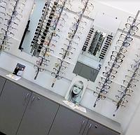 Настінна стійка для окулярів, 15 місць. Св-15 пп, фото 1