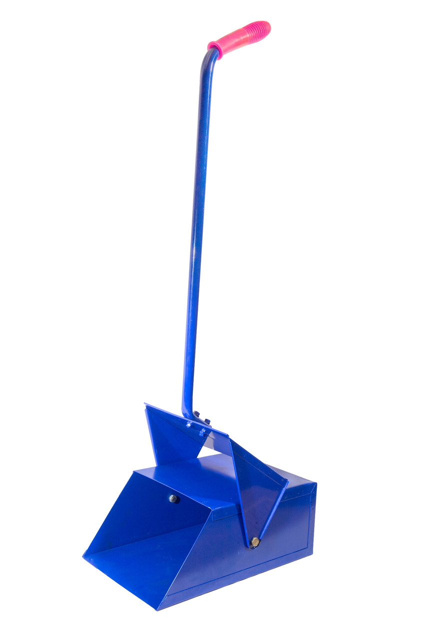 Совок контейнер Дана синий