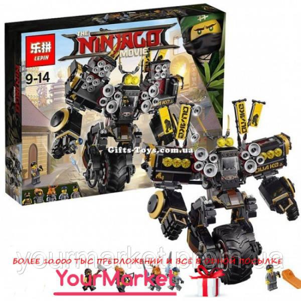 Конструктор  Ниндзяго Робот , 06069