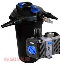 Комплект оборудования для пруда, Sunsun CPF 15 000, CTP-8 000