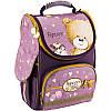 Рюкзак каркасный, ортопедический, школьный Kite Popcorn the Bear PO18-501S-1