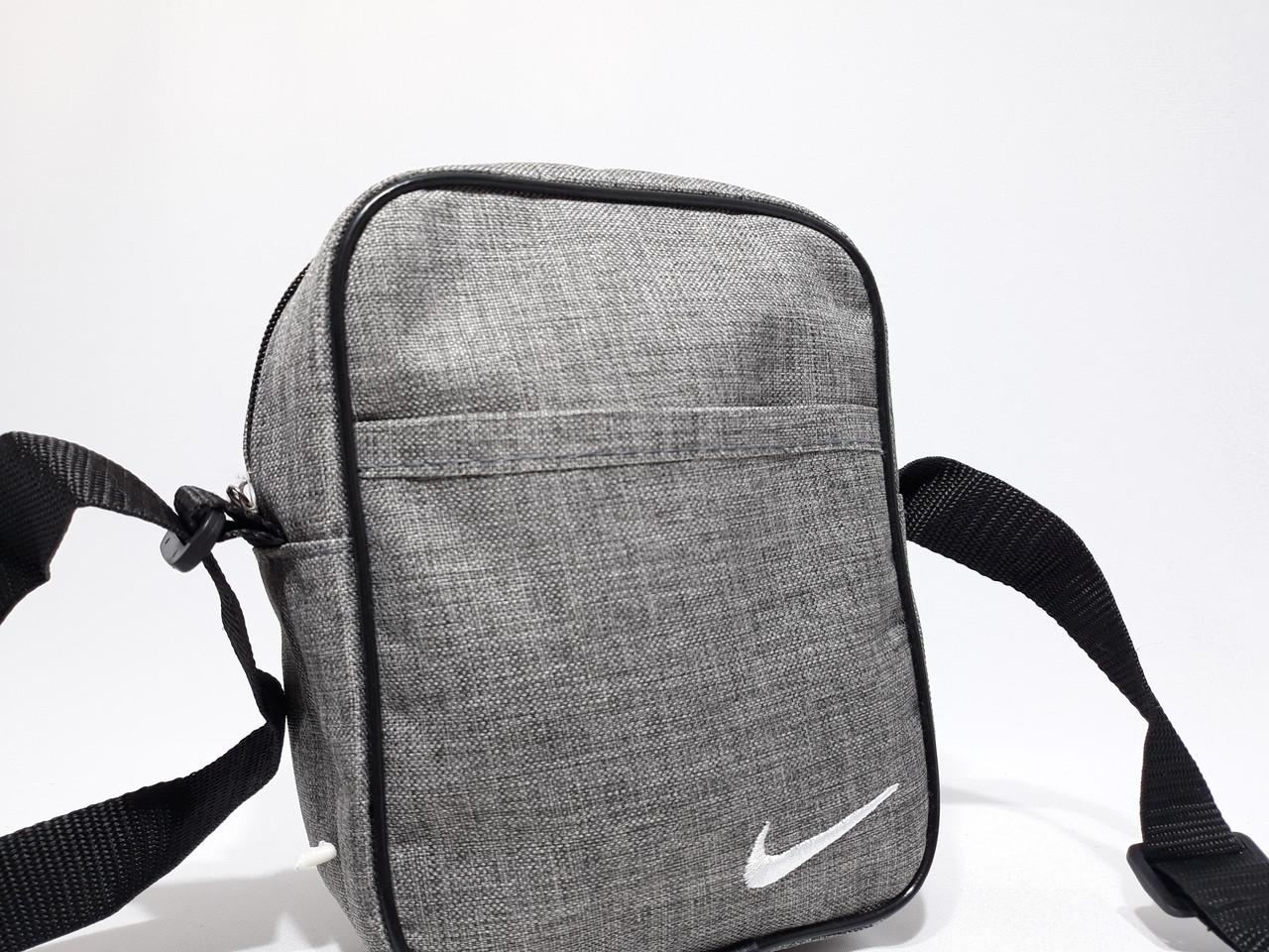 сумка через плечо мужская nike купить