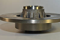 Тормозной диск задний на Renault Trafic 2001-> — MaxGear (Польша) - MG19-1911