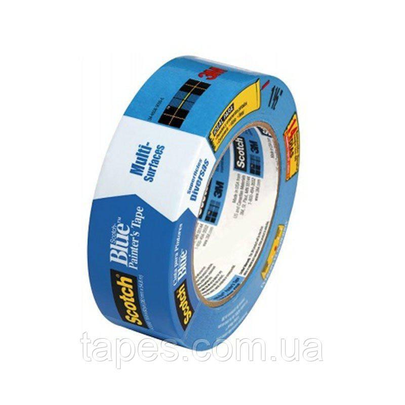 Малярная лента 3М 2090 Scotch-Blue для 3Д принтера, синяя, 48мм х 50м