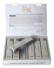 Срібна лисиця Silver Fox (Сільвер фокс) - збудливий порошок для жінок - пробник 6 пакетиків