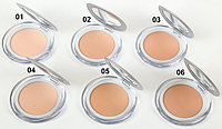 "Пудра Pupa с Алоэ Вера ""Silk Touch Compact Powder"" MUS G082 /0-2"